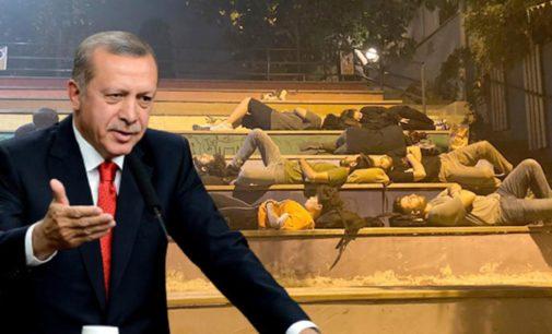 """Erdoğan """"barınamıyoruz"""" diyen öğrencileri hedef aldı: Yalan söylüyorsunuz, hayatınız yalan"""