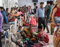 """Hindistan'da """"gizemli hastalık"""" paniği: Çoğunluğu çocuk en az 50 kişi öldü"""