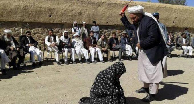 Taliban'ın kıdemli infazcısı: Uzuv kesme cezaları güvenliği sağlamak amacıyla devam edecek