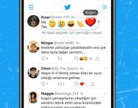 """İlk kez Türkiye'de denenecek: Twitter """"Reactions"""" özelliğini duyurdu"""