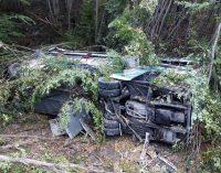 Samsun'da yolcu otobüsü şarampole yuvarlandı: Ölü ve yaralılar var