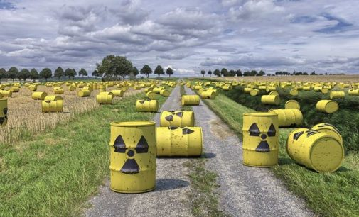 """""""Radyoaktif atık"""" ve """"nükleer enerji"""" yasaları Resmi Gazete'de"""