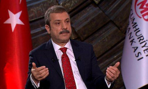 Merkez Bankası Başkanı Kavcıoğlu: Enflasyondaki yükseliş, geçici faktörlerden kaynaklanıyor