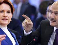 """Akşener'den """"siyasi cinayet"""" açıklaması: İçişleri bakanına yakışmaz"""