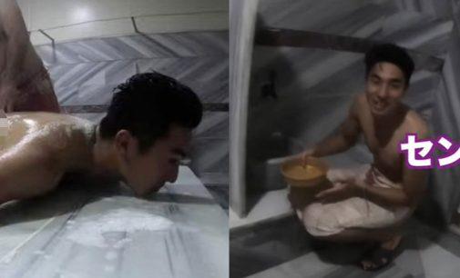 Türkiye'de hamama giden Japon YouTuber: Tacize uğradım