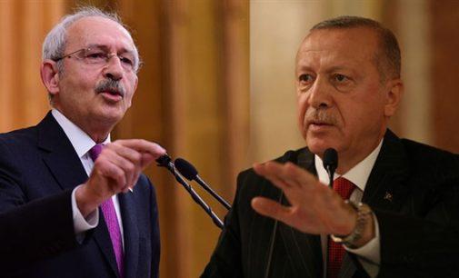 """Erdoğan'dan Kılıçdaroğlu'na """"sağlık raporu"""" cevabı: Allah şifa versin"""