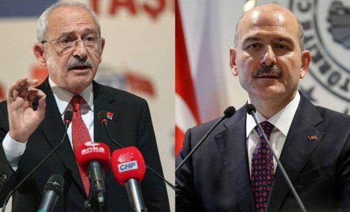 Süleyman Soylu, CHP'lilere Kılıçdaroğlu'nu şikayet etti: Genel Başkanınızı kınamalısınız