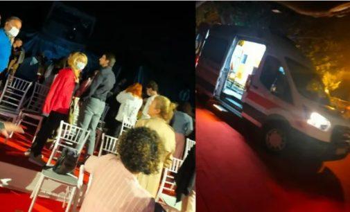 """Altın Portakal'da """"Kürtaj"""" filmi krizi: İzleyenler tek tek bayıldı"""